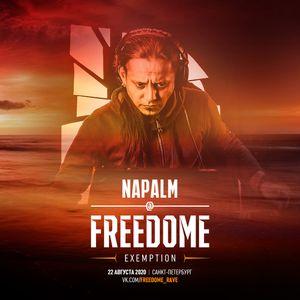NAPALM - FreeDome 2020: Exemption Promo Mix (2020)