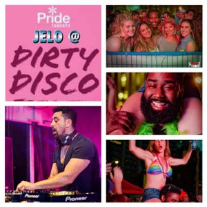JELO @ Dirty Disco, Toronto PRIDE 2016