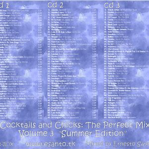 """Cocktails And Chicks The Perfect Mix Volume 3 """"Summer Edition"""" CD2"""