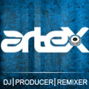 ArteX - Live Mix Show ! ( 7.08.12 )