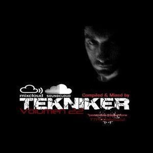 TTPCDmix522 Compiled & Mixed by Tekniker [2017] Volumen 22