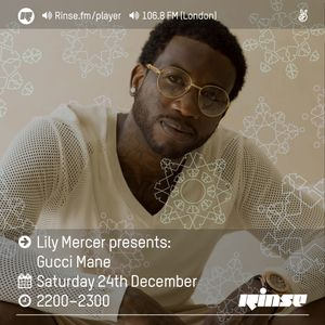 Gucci Mane Christmas.Lily Mercer Presents Gucci Mane Christmas Special 24th
