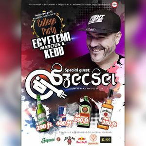 2018.03.06. - College Party, Sopron - Tuesday
