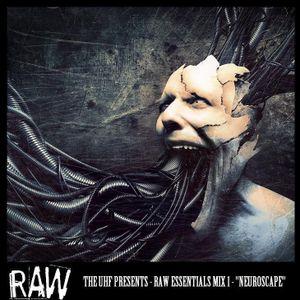 Lee UHF- Raw Essentials- Neurofunk Dnb Mix- March 2008