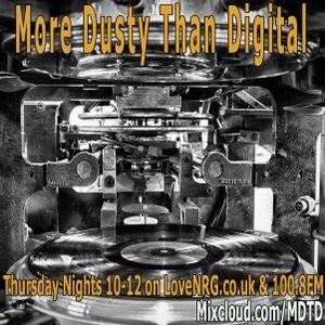 The More Dusty Than Digital Show with Kool DJ Rico ft Dj Li'l T - 4th Jan 2018