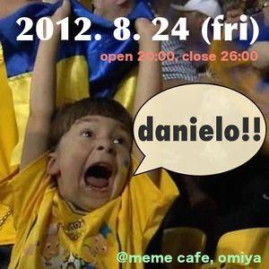 Daniero 12.8.24 **