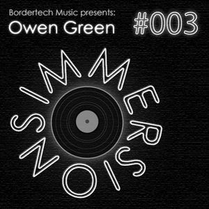 Bordertech Music's Immersions Podcast #003