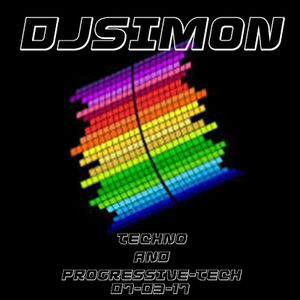 djSimon @ LIVE STREAM IN FACEBOOK 10-03-17