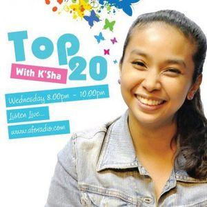 K'sha Top 20 20th March 2013