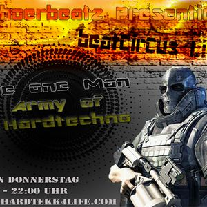 beatCirCus - the one man Army of Hardtechno@ sthoerbeatz radio germany 03.02.2011