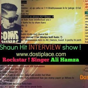 RJ-Shaun (Celebrity Show)
