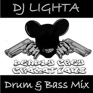 Dj Lighta. Drum & Bass Mix.
