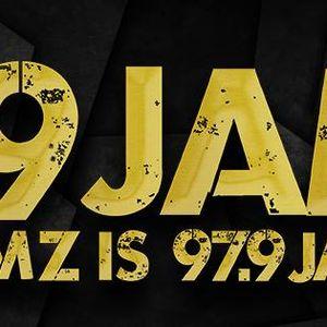 New Vibe 97.9 Jamz 12-19-16 5 O'clock Traffic Jam