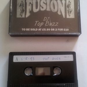 Top Buzz - Fusion@Sterns, Worthing - August 1993
