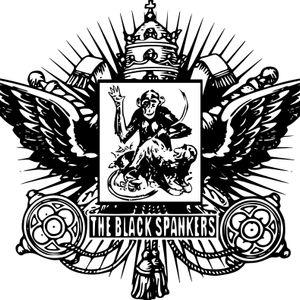 "THE BLACK SPANKERS ""INSANE"""
