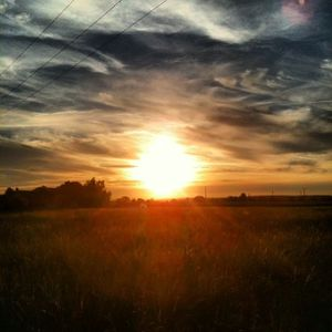 progressive house:  Early Morning .. serenity ? turn on the radio ..