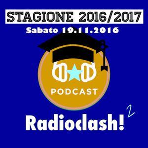 """RADIOCLASH!2 19 NOVEMBRE 2016 - """" LAUR(E)A"""""""