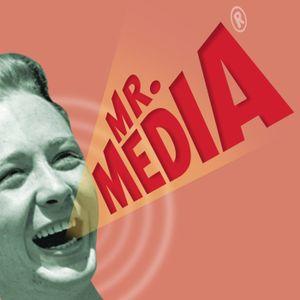 MM 1067 Joachim de Posada, author, Keep Your Eye on the Marshmallow, joins us on Mr. Media
