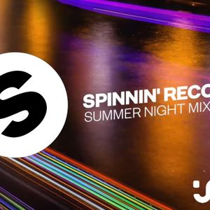 Spinnin' Records - Summer Night Mix 2017