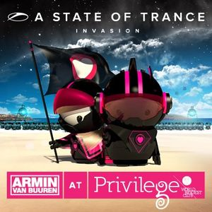 Dash Berlin - ASOT 550 Invasion Ibiza Closing Party (Privilege Ibiza) - 24.09.2012