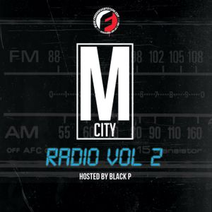 Dj Young leF : M CITY RADIO vol.2 host by Black P