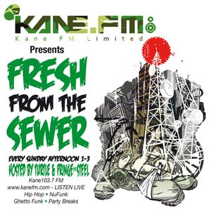 KFMP: Fresh from the Sewer 12.08.2012