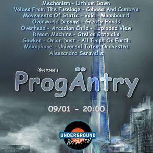 Prog Äntry - podcast24 - 01/09/2019