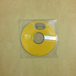 Exausta - 'febre amarela' cd-r