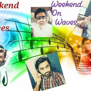 weeknd on waves with RJ ASIF MALICK RIAZ ,, 26  dec 2015