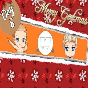 MRHH 12 Days of Xmas: Merry Geekmas
