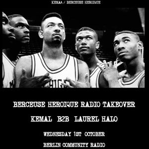 Berceuse Heroique Takeover - ΚΕΜΑΛ b2b Laurel Halo - Oct 1, 2014