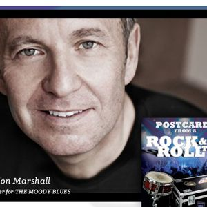 """Gordy Marshall's """"Postcards From a Rock and Roll Tour"""""""