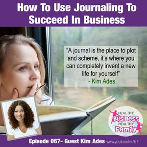 How To Use Journaling To Succeed in Business