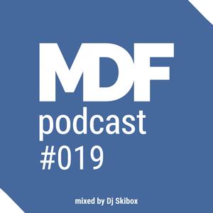 Dj Skibox - MDF Podcast o19 14.10.2015