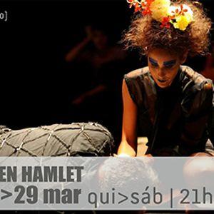 Entrevista - Open Hamlet - 26Março