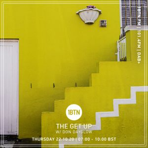 The Get Up with Don Dayglow - 22.10.2020
