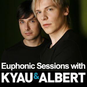Kyau & Albert – Euphonic Sessions (March 2015)
