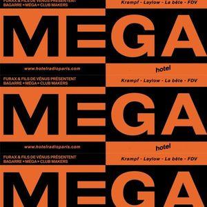 Mega Bagarre - Krampf, Nous Sommes Bagarre, Laylow - 18:10:2016 23.08