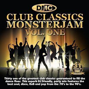 Monsterjam - DMC Club Classics Vol 1 (Section Party Mixes)
