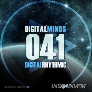 Digital Rhythmic – Digital Minds 41 (InsomniaFM Radio Show)