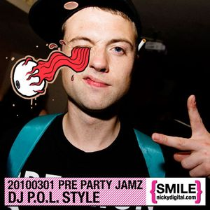 DJ P.O.L.Style - Pre-Party Jamz