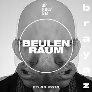 Brayaz live @ Beulenraum (2018)