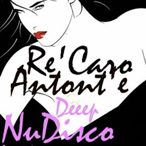 Vol1 Re'Caro Antont'e NUDISCO 80's Soul MiXXX