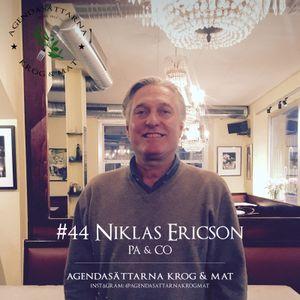 #44 Niklas Ericson
