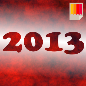Literary Review of 2013