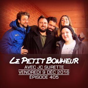 LPB #405 - JC Surette - Ven - Coke, Pêche, Pepsi et remplaçant de Trump