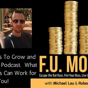 05: How to Grow a Audience and Market a Podcast to the World