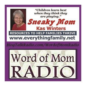 Imagination and How to Encourage it with The Sneaky Mom Kas Winters