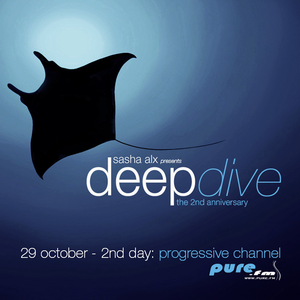 UnderSet & AudioMe - The 2nd Anniversary Of Deep Dive (day2 pt.01) [28-29 Oct 2012] on Pure.FM