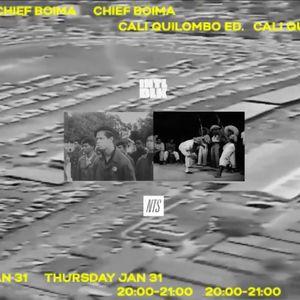 INTL BLK w/ Chief Boima - 31st January 2019